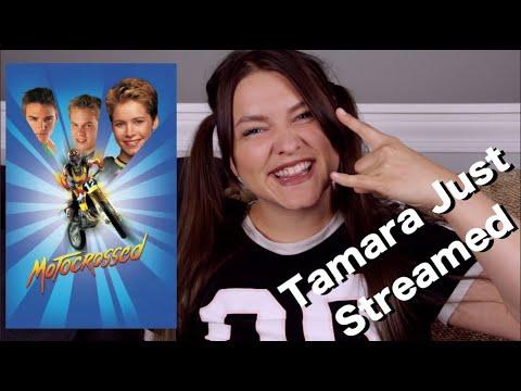 Motocrossed - Tamara Just Streamed