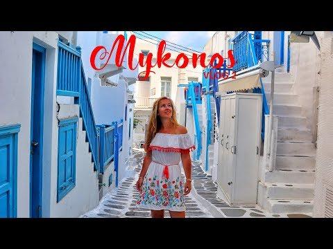 Exploring Mykonos island | Vlog 2