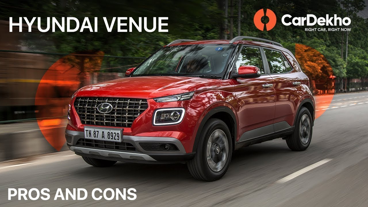 Hyundai Venue 2019 Pros and Cons, Should You Buy One? | CarDekho.com