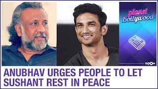 Anubhav Sinha urges people to let Sushant Singh Rajput rest in peace - ZOOMDEKHO