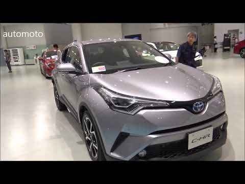 The new TOYOTA C-HR 2020