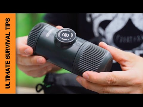 WACACO Nanopresso - Review - Best Portable Camping Coffee Maker Challenge PART 1