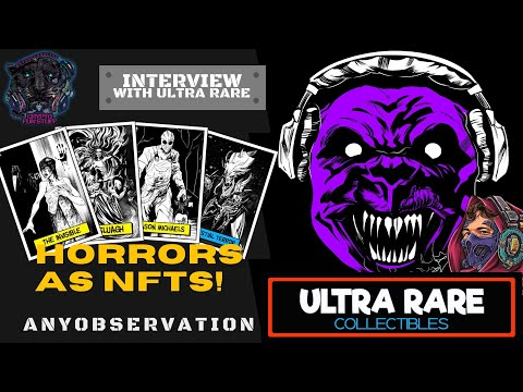 Ultra Rare NFT Horrors | Amazing and Scary Art Coming This Week!