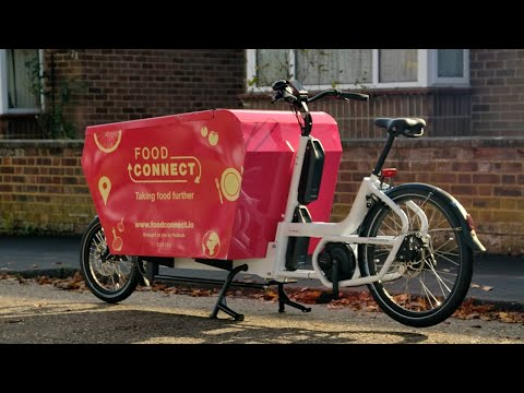 Hubbub Food Connect | Bosch eBike Systems UK