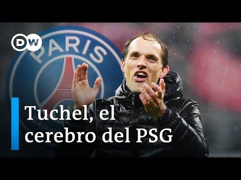 Tomas Tuchel, el cerebro táctico del Paris Saint Germain