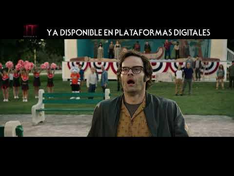 """IT Capítulo 2 - Spot """"Jugar"""" - Ya disponible en plataformas digitales"""