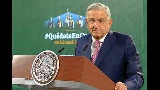 ¿QUIÉN LE INFORMA AL PRESIDENTE OEA VIENE A MÉXICO, USAID LE RESPONDE Y RIVALES ENTRAN AL COTAPREP