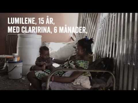 #childmothers, Lumilene Haiti svensk text