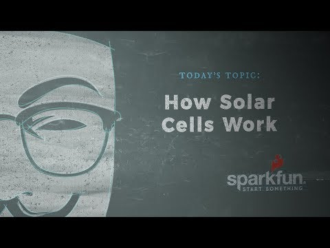 According to Pete #59 - How Solar Cells Work