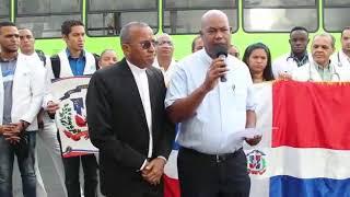 En Clínica Cruz Jiminián rinden homenaje a Juan Pablo Duarte