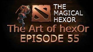 Dota 2 Weekly - The Art of hexOr - Ep.55