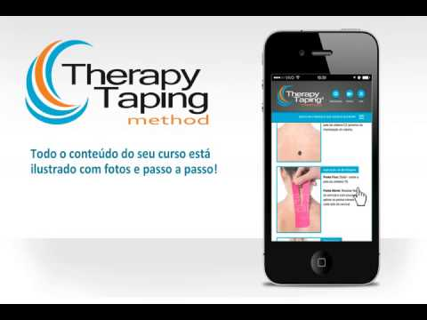 App Therapy Taping Method - Bandagem Elástica