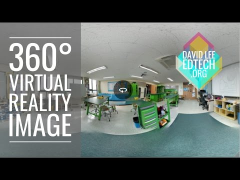 Wix Tutorial: 360° Virtual Reality Image