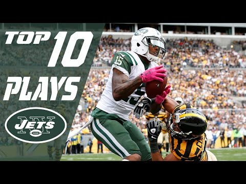 Jets Top 10 Plays of the 2016 Season | NFL Highlights