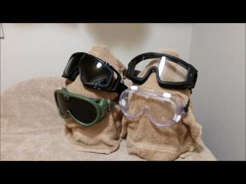 Preppers 107 - Eye Protection