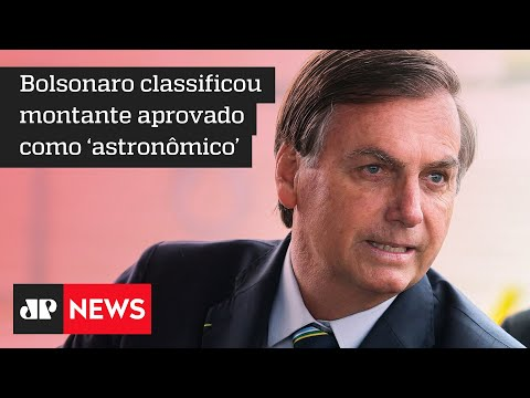 Bolsonaro promete vetar fundo eleitoral de R$ 5,7 bilhões