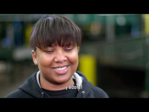 FedEx Ground Package Handler Virtual Job Preview French (Canada) - Captioned