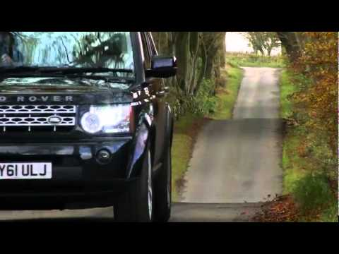 2012 Land Rover Discovery on Road