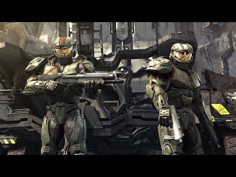 Halo Wars: Definitive Edition (All CG Cutscenes)