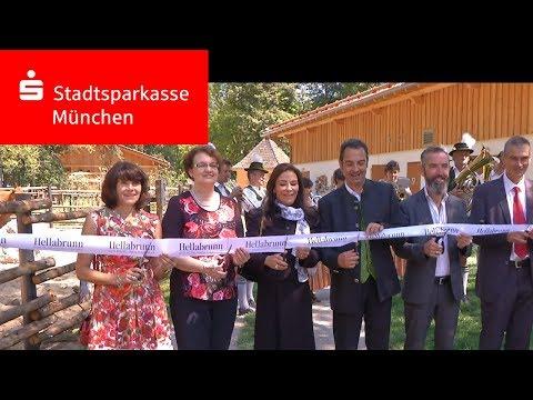 Der erste Teil des Mühlensdorfs ist eröffnet