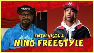 Nino Freestyle conectó sin Dembow ????????????