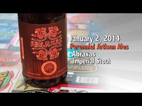 Jan 2 : Abraxas : Perennial Artisan Ales