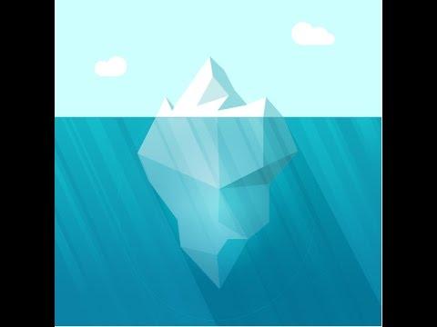 Das Eisberg Modell - erklärt von Katharina Kempf