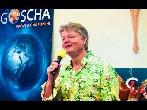 NÁVOD, JAK PŘIJMOUT SVŮJ ŽIVOT – Igor Chaun na Gošárně 22 (19. 10. 2019)