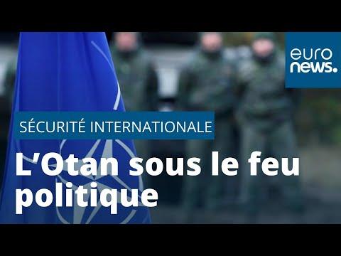 L'Otan sous le feu politique