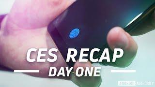 CES 2018 Day 1 Recap