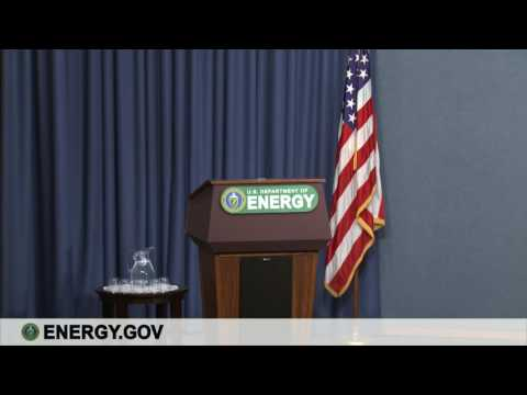 EnergyTalks Speaker Series  - U.S. Department of Energy Live Stream