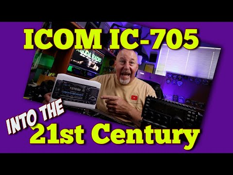 10 Things That Make The Icom IC 705 A Revolution in Ham Radio