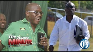 THE GLEANER MINUTE: Clarendon by-election..Greg Christie back..Teacher allegedly impersonates a cop