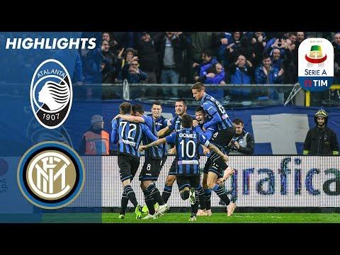أهداف مباراة اطلانطا وانتر ميلانو 4-1 - البطولة الايطالية -