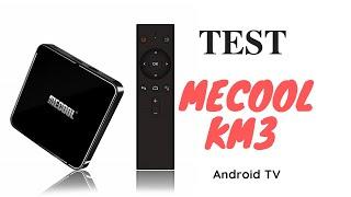 Vidéo-Test Mecool KM3 par Kulture ChroniK