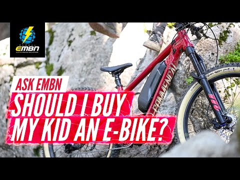 Should You Buy Your Kid An E Bike? | #AskEMBN