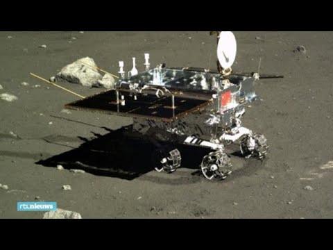Chinezen sturen maanlander naar 'donkere kant' van de maan: 'Heel cool' - RTL NIEUWS