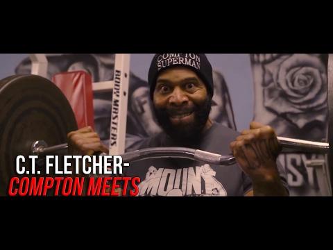 C.T. Fletcher- COMPTON MEETS KAZAKHSTAN