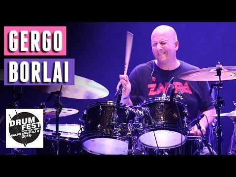 Gergo Borlai (PART 2) - 2016 Drum Festival International Ralph Angelillo