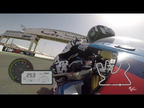 GoPro?: Simon Crafar's On-Board lap at Losail
