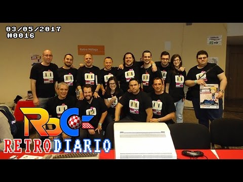 RetroDiario Noticias Retro Commodore y Amiga (03/05/2017) #0016