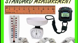 Image Gallery Science Measurement