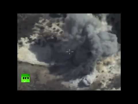 Combat Cam: Russian jets hit 10 ISIS targets in Syria in last 24 hrs – MoD
