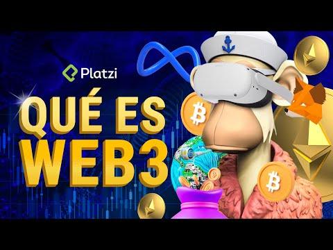 ¿Qué es la web 3? EL FUTURO DE INTERNET | Christian Van Der Henst | Platzi CONF 2021