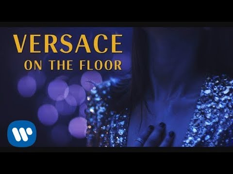 connectYoutube - Bruno Mars - Versace On The Floor [Official Video]