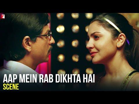 Aap Mein Rab Dikhta Hai   Rab Ne Bana Di Jodi   Scene   Shah Rukh Khan   Anushka Sharma