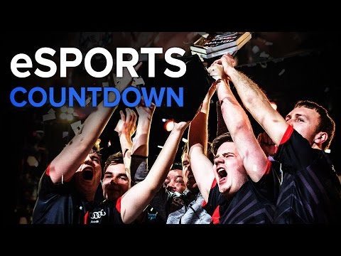 eSports Countdown - Best of February 2017