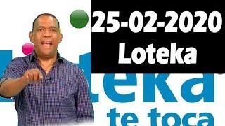 Resultados y Comentarios Loteka 25-02-2020 (CON JOSEPH TAVAREZ)