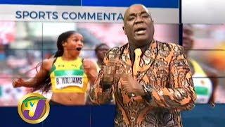 TVJ Sports Commentary: Brianna Williams - January 31 2020