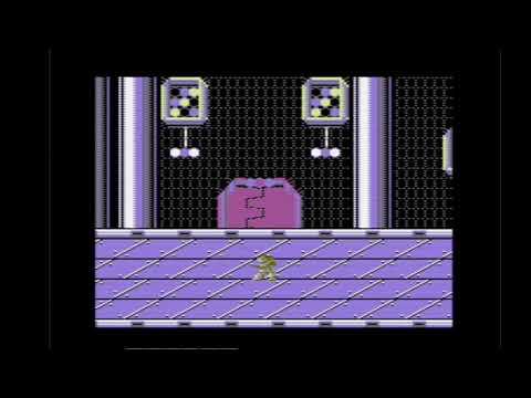 Space Eggs (work in progress) [Commodore 64]